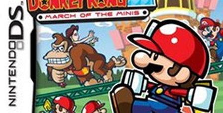 Mario vs Donkey Kong 2 March of Minis