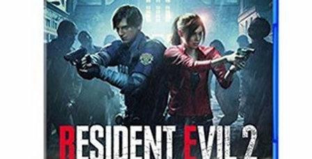Resident Evil 2 -PlayStation 4