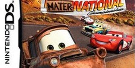Cars Mater National Championship