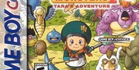 Dragon Warrior Monsters 2 Tara's Adventure