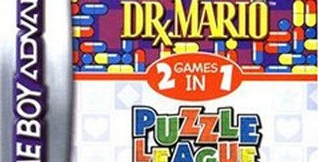 Mario, Dr. / Puzzle League