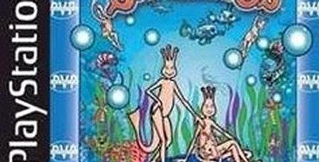 Amazing Virtual Sea-Monkeys -PlayStation 1