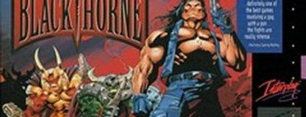 Blackthorne -Nintendo, Super (SNES)
