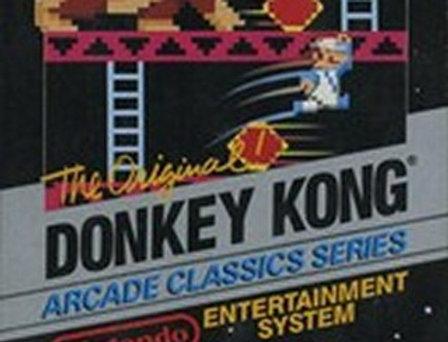 Donkey Kong w/ manual