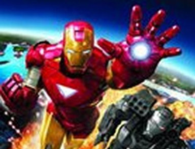 Iron Man 2 -PlayStation Portable (PSP)