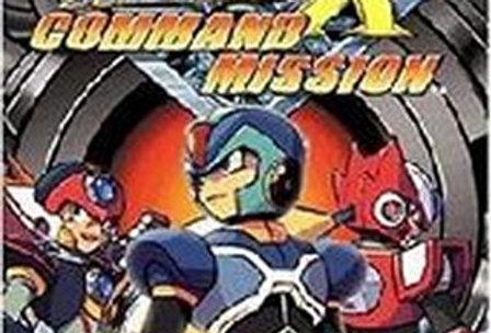 Mega Man X Command Mission -PlayStation 2