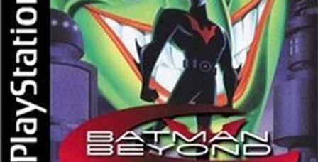 Batman Beyond -PlayStation 1