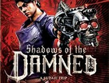 Shadows of the Damned -Xbox 360