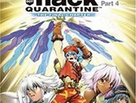 .hack // Quarantine NO DVD