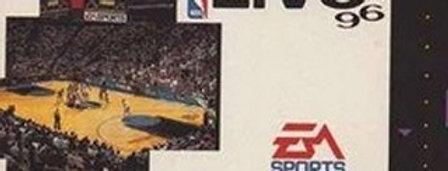 NBA Live 96 -Nintendo, Super (SNES)