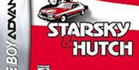 Starsky and Hutch -Game Boy Advance