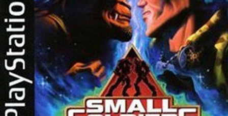 Small Soldiers -PlayStation 1
