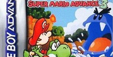 Mario Advance 3 Yoshi's Island, Super
