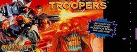 Doom Troopers -Nintendo, Super (SNES)