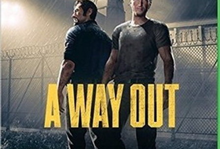 A Way Out -Xbox One