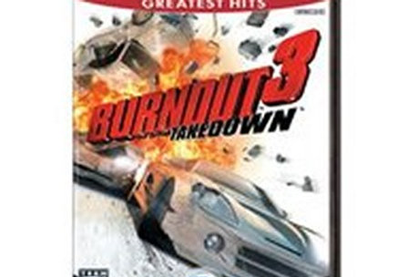 Burnout 3 Takedown -PlayStation 2
