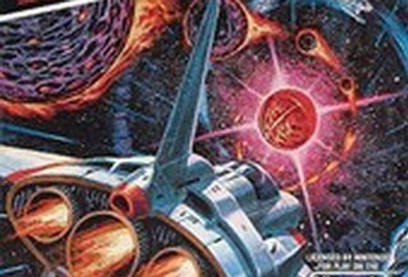Gyruss -Nintendo (NES)