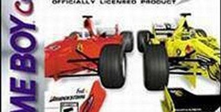 Formula One 2000 -Game Boy Color