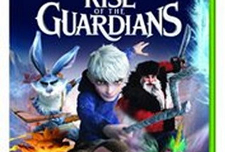 Rise Of The Guardians -Xbox 360