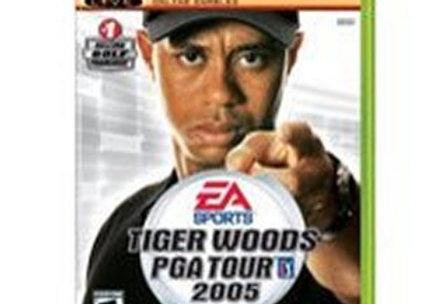 Tiger Woods PGA Tour 2005 -Xbox