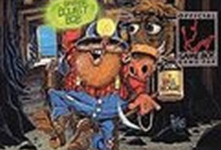 Miner 2049er -Game Boy