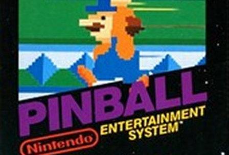 Pinball -Nintendo (NES)
