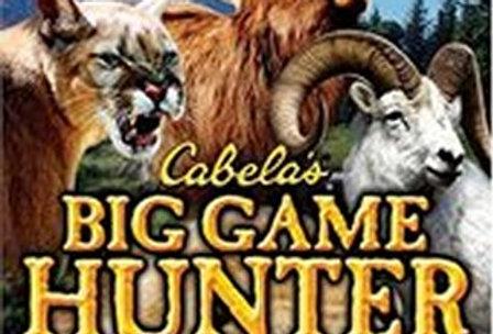 Cabela's Big Game Hunter -Xbox 360
