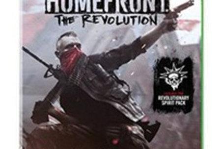 Homefront The Revolution -Xbox One