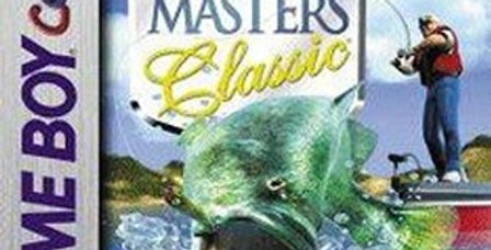 Bass Masters Classic -Game Boy Color