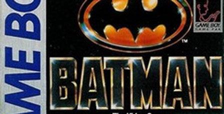 Batman the Video Game -Game Boy