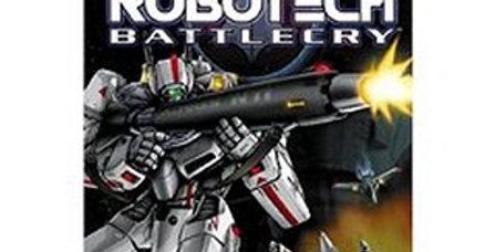 Robotech Battlecry -Nintendo Gamecube
