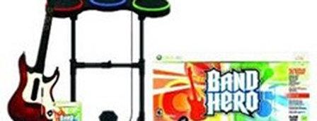 Band Hero Band Kit Xbox 360
