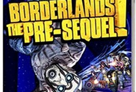 Borderlands The Pre-Sequel -PlayStation 3