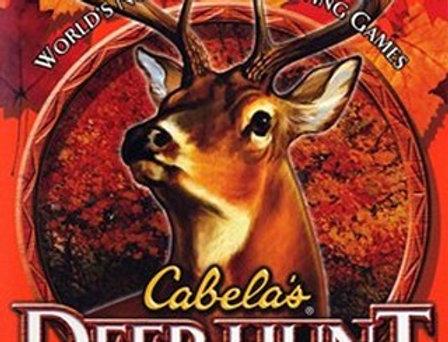 Cabela's Deer Hunt 2004 -PlayStation 2