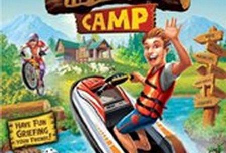 Cabela's Adventure Camp -Nintendo Wii