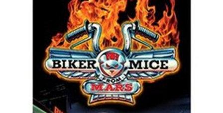 Biker Mice From Mars -PlayStation 2