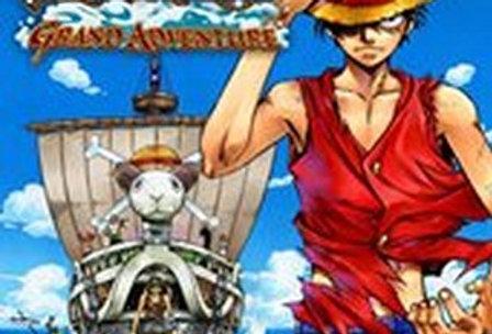 One Piece Grand Adventure -Nintendo Gamecube
