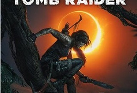 Tomb Raider, Shadow of the -PlayStation 4