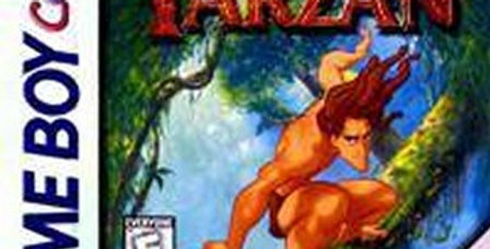 Tarzan -Game Boy Color