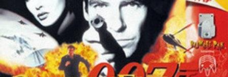 007 Goldeneye -Nintendo 64