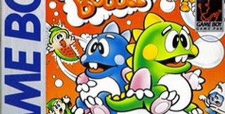 Bubble Bobble -Game Boy