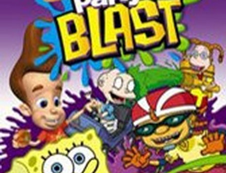 Nickelodeon Party Blast -Xbox