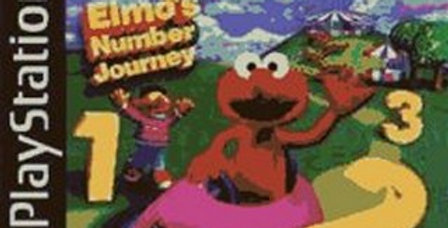 Elmo's Number Journey -PlayStation 1