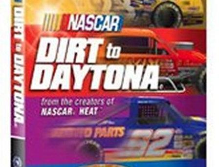 NASCAR Dirt to Daytona -Nintendo Gamecube