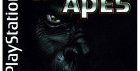 Planet of the Apes -PlayStation 1