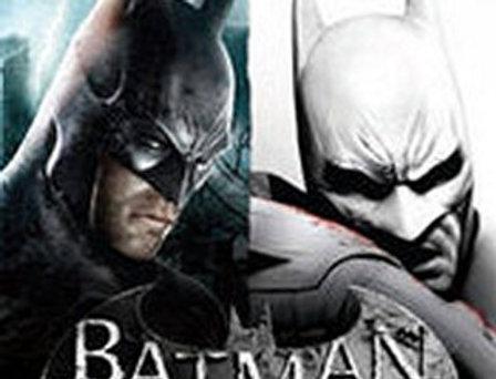 Batman Arkham Dual Pack -Xbox 360