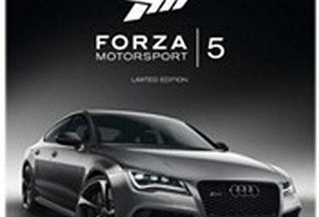 Forza Motorsport 5 (Steelbook)