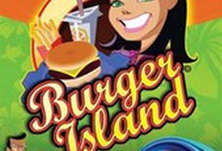 Burger Island -Nintendo Wii