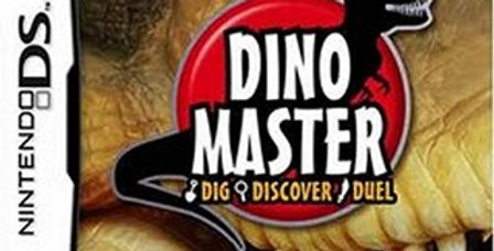 Dino Master Dig Discover Duel