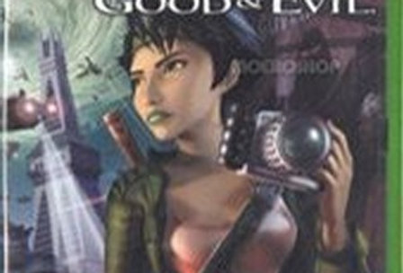 Beyond Good and Evil -Xbox